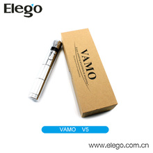 High Quality E-cig Vamo V5 Mod With 18350 Battery VV/VW Vamo V5 Kit