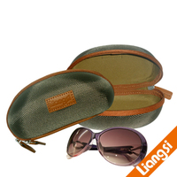 clamshell capsule sunglass case,eva eyewear case,eyeglass box