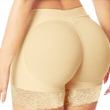 Ladies Women Sexy Underwear Push Up Hip Buttocks Fake Butt Lifter Cotton Padded Panties