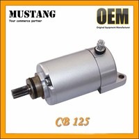 Motorcycle Parts 12V CB125 starter Motor for motorcycle CB125