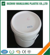 20 liter plastic buckets with handle