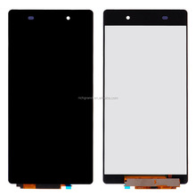 Black LCD Display Touch Screen Digitizer assembly For Sony XPERIA Z2 L50w D6503 D6502