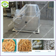 wide application stainless steel commercial potato chipper