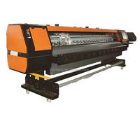 High quality Konica large format solvent printer