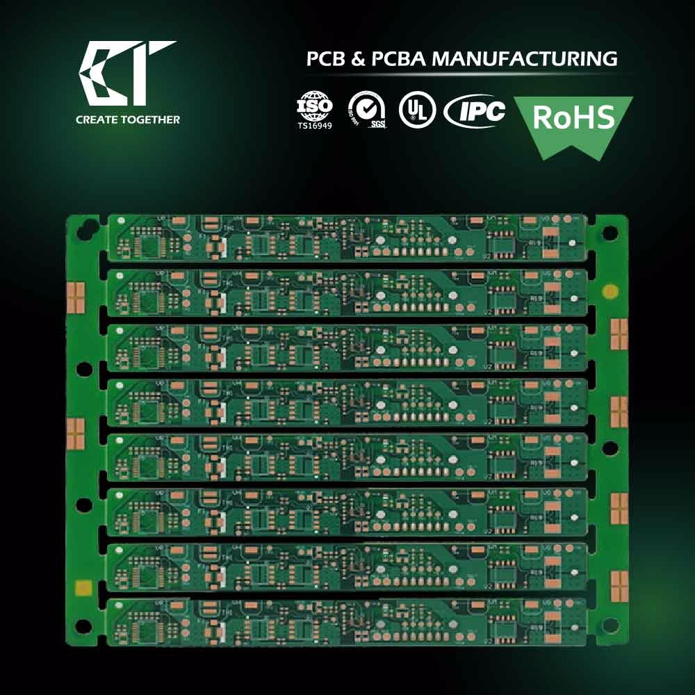 pcb pcba circuit board component sourcing smd lcd tv power supply board