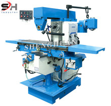 X6036 Universal Milling Machine For Sale with Horizontal Function