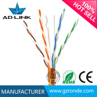Fluke test lan cable 305m 24awg cat5 drain wire