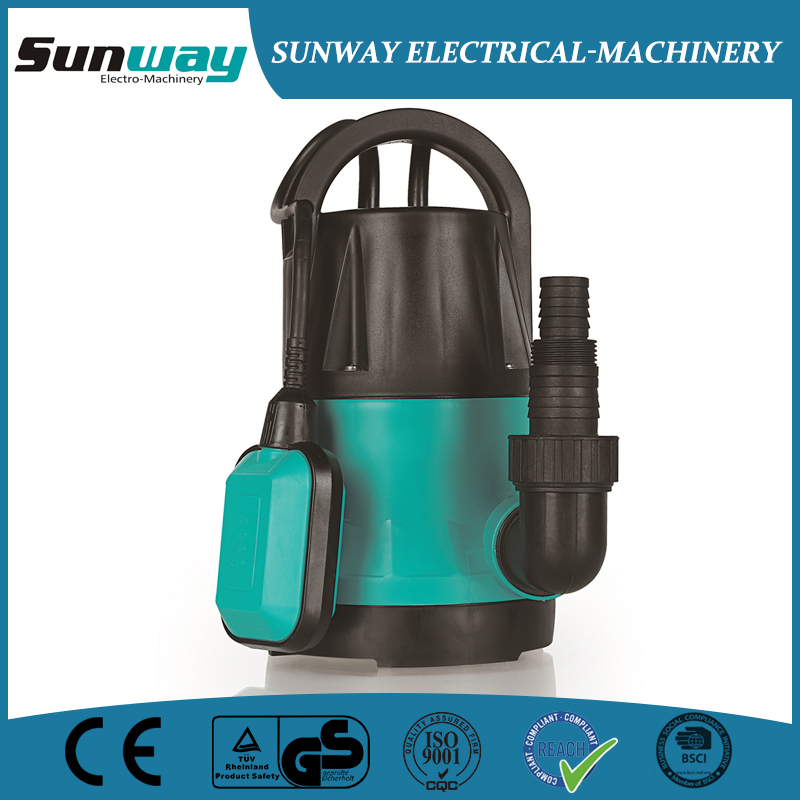 0.5hp submersible 1 inch clean water pump