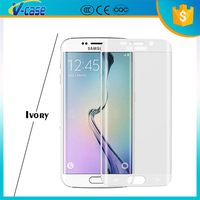 New Arrival Premium 0.33mm Ultra hardness Tempered Glass Screen Protector for samsung galaxy s6 edge plus