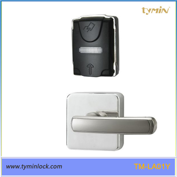 Best Quality Popular EU Standard Latches Hotel Door Lock With Low Power Consumption