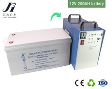 Deep cycle gel battery 12V 200ah agm solar storage battery for solar system