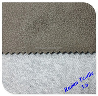 artificial leather for car seat, PVC Synthetic Fabric
