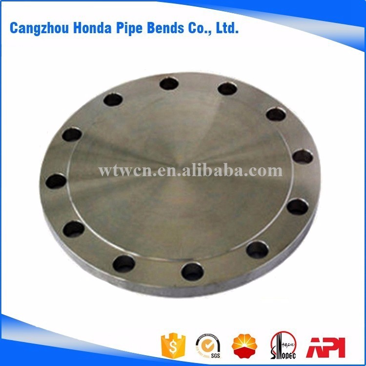 China Produce a105 steel weld forged din flange manufacturer