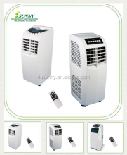 12,000 BTU Evaporative Portable Air Conditioner / Heater / Dehumidifier / Cooling Function LED Panel Control