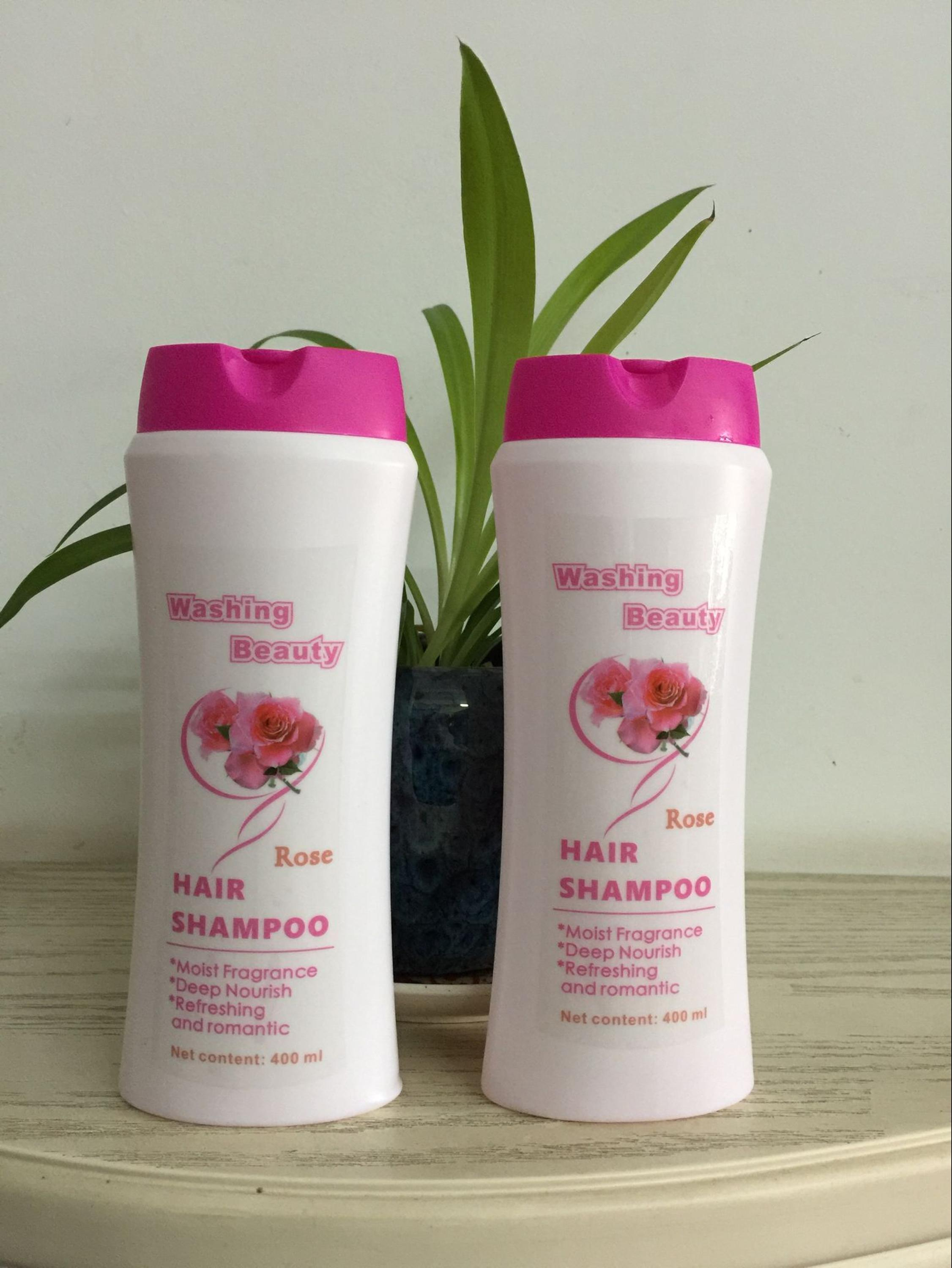 2017 OEM China Manufacturer 400ml organic olive hair shampoo with wholesale price
