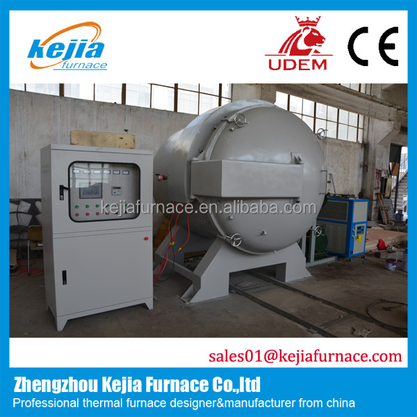 Stainless steel vacuum heat treatment furnace used for metal materials
