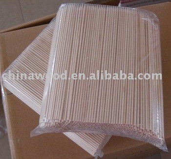Wooden Skewers for Automatic machine use