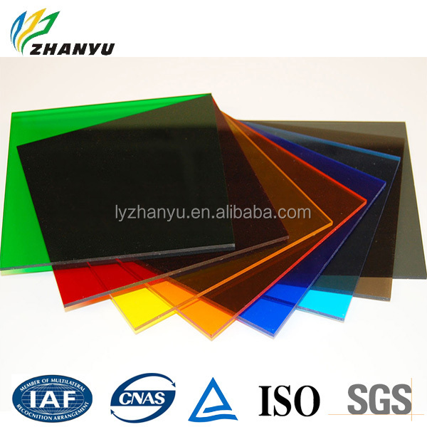 Cast Acrylic Sheet/ Plexiglass Sheet /Perspex Sheet Acrylic Board Price Made in China