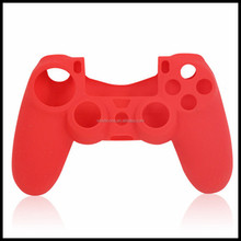 Customized colorful silicone waterproof skin for ps4 controller