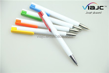 2016 brand new designed plastic disposable ballpoint pen