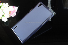 tpu bumper case for huawei ascend p7, for huawei ascend p7 tpu case