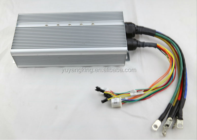 48V 1000W programmable electric bike motor controller