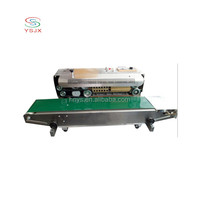 Widely Used Plastic Bag Soild Ink Continuous Band Sealer for Small Business