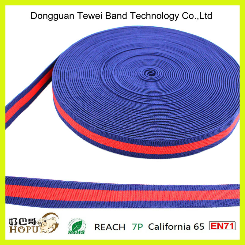 exporting high quality bra shoulder elastic band for clothes