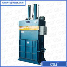 more than 20 years factory supply agro waste baling machine