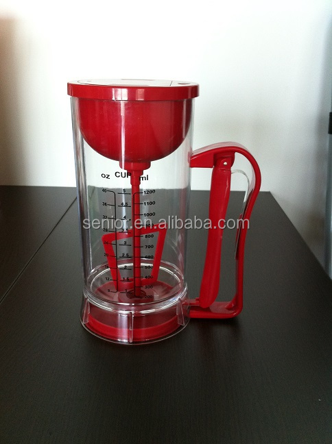 Batter Dispenser Electric Cupcake Separator Pancake Automatic Blender