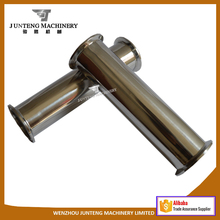 Sanitary Stainless Steel Pipe Fitting Tri-clamp Spool