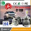 China Manufacturer C1 COB chip available in Hi/Lo beam models are available car led headlight dot