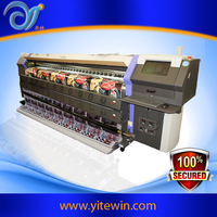Alibaba Quality Assured Double Sided Large Format Printer