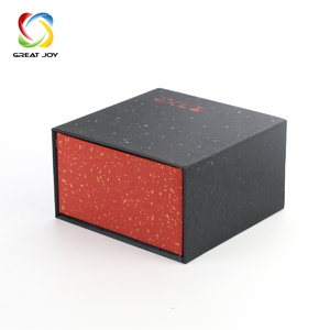 high quality colorful printing custom cardboard ceramic gift boxes