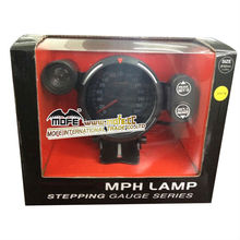 Universal car gauge digital speedometer
