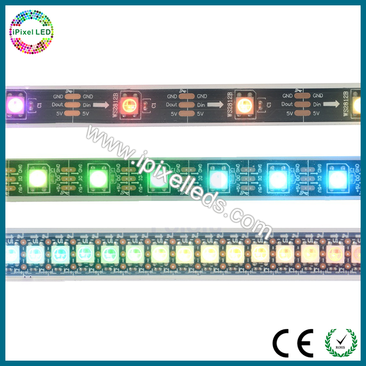 addressable dc5v led streifen ws2812b 144
