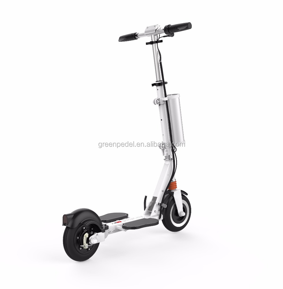 new arrival light Aluminium foldable electric scooter 2017
