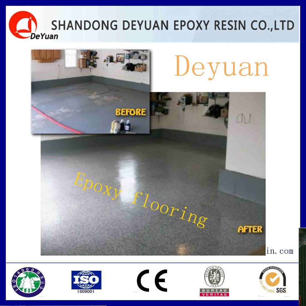Deyuan Epoxy Resin For Flooring