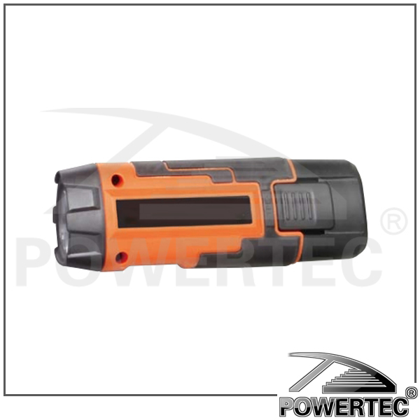 POWERTEC 12V led rechargeable torch,electric charging torch