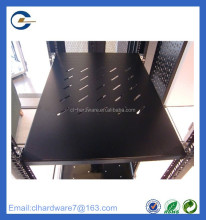Metal cover waterproof outdoor network cabinet racks server enclosures accessories 1U fan unit