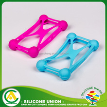 Cheap fancy 3d cute silicone cell phone case wholesale