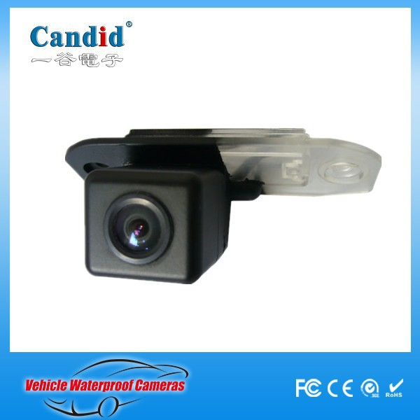 Widely used car backup camera for Volvo S40L/S80L/S80/S40/XC90/XC60