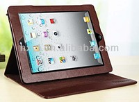 Wholesale new arrival fashion 3d image protective leather case for ipad case