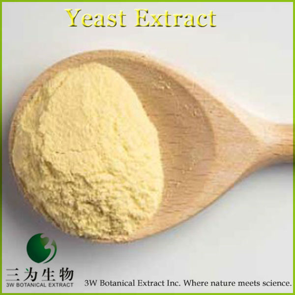 Pure Yeast Extract for Skin Care from China Factory