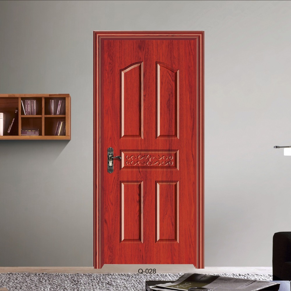 New <strong>products</strong> Polish MDF Wood Door Design Interior room MDF Door from China