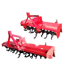 new agriculture machine cultivator tractor rotavator in France