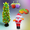 Bead Handcrafts Christmas Decoration Gift
