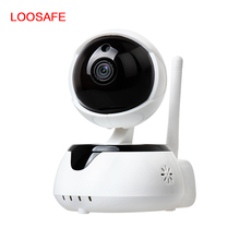 LOOSAFE Smart Home Wifi <strong>Camera</strong> 720P Hd Wifi P2P IP wireless <strong>Camera</strong> Two Way Audio
