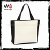 Professional cotton blank tote bag for promotion with low price