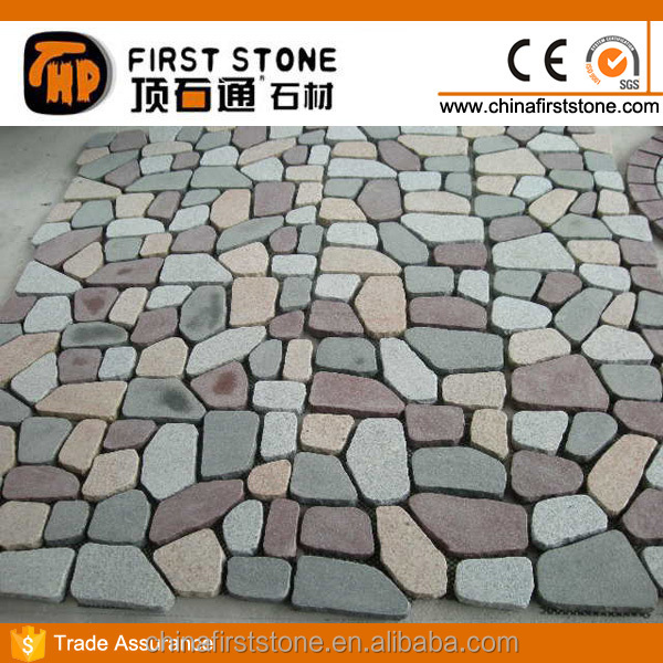 HZM-136-T Granite Irregular Shaped Paver